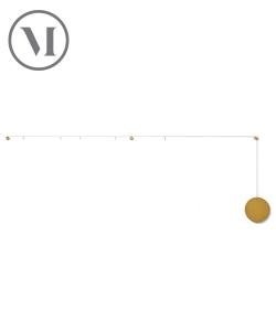 My Spot złoty minimalistyczny skandynawski organizator | Menu