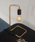Reade skandynawska lampa stołowa w stylu industrialnym | Menu