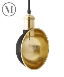 Duane skandynawska lampa wisząca w stylu industrialnym | Menu