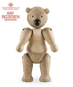 Bear skandynawska figura drewniana | Kay Bojesen