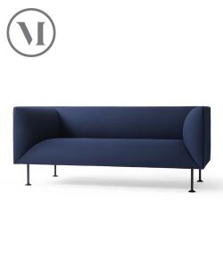 Godot Sofa 2 skandynawska sofa minimalistyczna | Menu