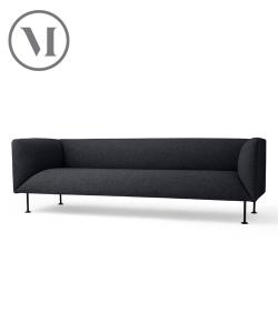 Godot Sofa 3 skandynawska sofa minimalistyczna | Menu