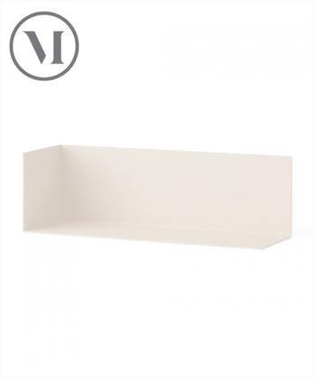 Corner Shelf S jasno szary, półka skandynawska | Menu