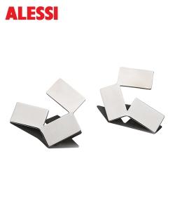 Alisej designerskie kolczyki włoskie | Alessi