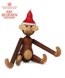 Santa's Cap drewniana czapka do małpki Bojesena | Kay Bojesen