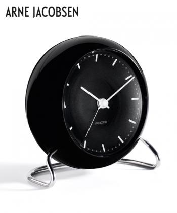City Hall Table Clock designerski zegar stołowy Arne Jacobsen
