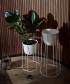Wire Pot skandynawska donica nowoczesna | Menu | design Norm Architects