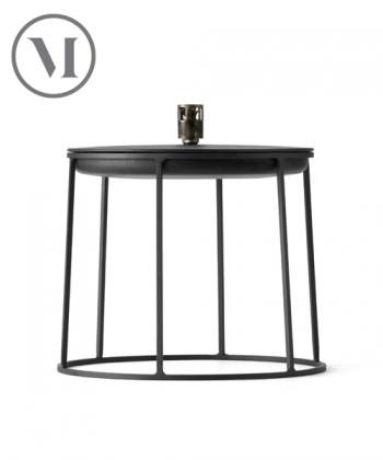 Wire Disc S skandynawsa lampa oliwna do ogrodu | Menu | design Norm Architects