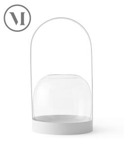 Carrie czarny skandynawski świecznik | Menu | design Norm Architects