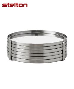 Cylinda Line Podstawki pod Szklanki | Stelton | design Arne Jacobsen