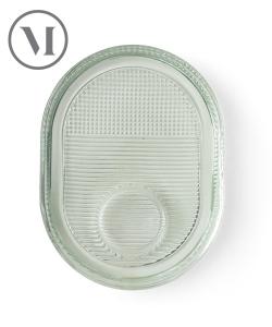 Melt skandynawski szklany świecznik | Menu | Note Design Studio