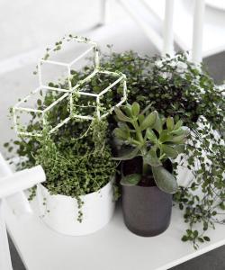 Cylindrical Planter skandynawska donica | Menu