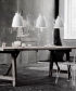 Caravaggio Matt skandynawska designerska lampa wisząca   Lightyears   design Cecilie Manz