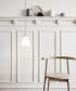Caravaggio Opal skandynawska designerska lampa wisząca szklana | Lightyears | design Cecilie Manz