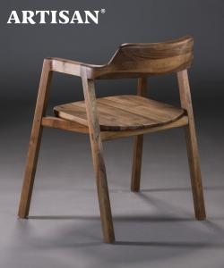Bura designerskie drewniane krzesło | Artisan | Design Spichlerz