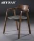 Bura Soft designerskie krzesło drewniane | Artisan | Design Spichlerz