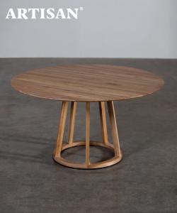 Pivot designerski stół z litego drewna | Artisan | Design Spichlerz
