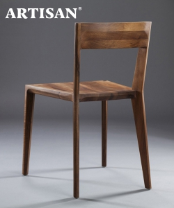 Hanny drewniane krzesło designerskie | Artisan | Design Spichlerz