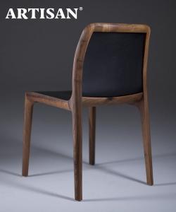 Invito designerskie krzesło z litego drewna | Artisan | Design Spichlerz