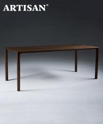 Jean designerski stół z litego drewna   Artisan   Design Spichlerz