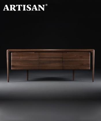 Latus designerska komoda drewniana | Artisan | Design Spichlerz