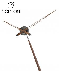 Nomon Pisa T Graphite designerski zegar stojący | Design Spichlerz