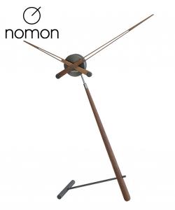 Nomon Puntero T Graphite designerski zegar stołowy | Design Spichlerz