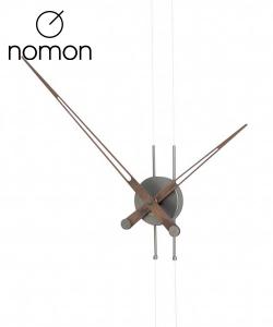 Nomon Pendulo T Graphite designerski zegar | Design Spichlerz
