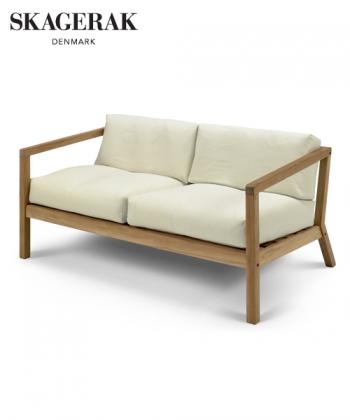 Virkelyst skandynawska sofa ogrodowa Eggshell (ecru) | Skagerak | Design Spichlerz