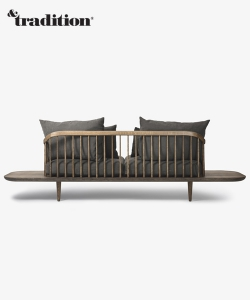 Fly Sofa SC3 Hot Madison 093 | &Tradition | design Space Copenhagen | Design Spichlerz