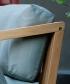 Virkelyst skandynawski fotel ogorodowy | Skagerak | Design Spichlerz
