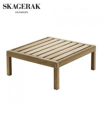 Virkelyst skandynawski stolik ogrodowy   Skagerak   Design Spichlerz