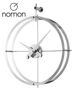 Nomon 2 Puntos I designerski zegar ścienny | Design Spichlerz