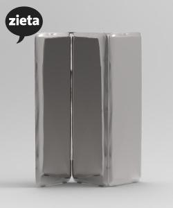 Sonar lustro stojące i parawan | Zieta | design Oskar Zięta