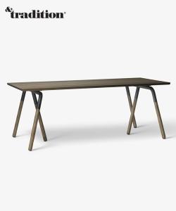 Raft Stół (smoke) NA2 | &Tradition | Norm Architects | Design Spichlerz