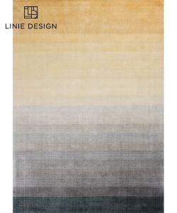 Combination Yellow skandynawski dywan designerski | Linie Design