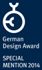 German Design Award 2014 Special Mention