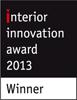 Interior Innovation Award Winner 2013