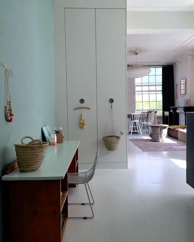 Apartament w stylu eklektycznym