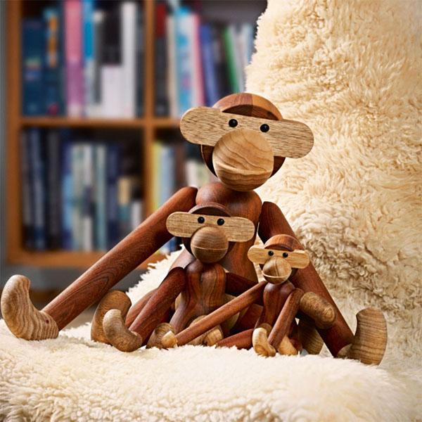 Kay Bojesen małpka