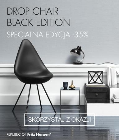 Fritz Hansen Black Edition Promocja