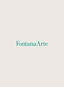 Katalog FontanaArte