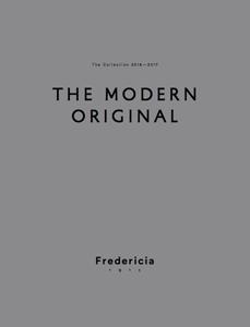 Katalog Fredericia 2016 / 2017