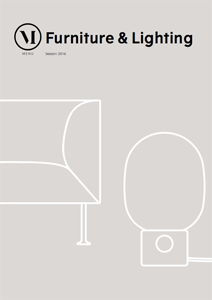 Katalog Menu meble i oświetlenie