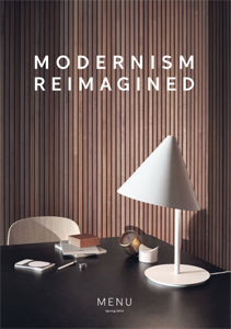 Katalog Menu Modernism Reimagined