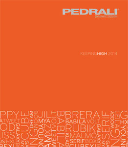 Pedrali Katalog Keeping High