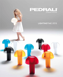 Katalog Pedrali Lighting Time