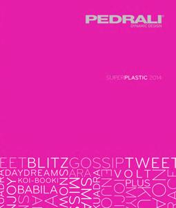 Katalog Pedrali Superplastic
