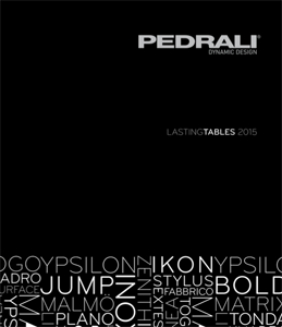 Pedrali Lasting Tables