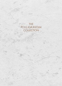 Katalog Fritz Hansen Poul Kjærholm